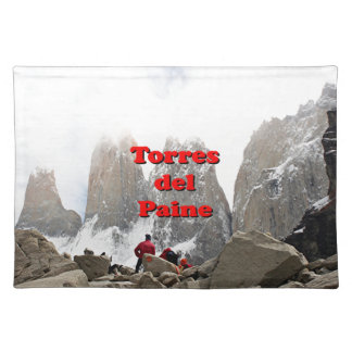 Torres del Paine: Chile Placemat