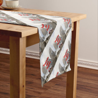 Torres del Paine: Chile Short Table Runner