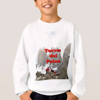 Torres del Paine: Chile Sweatshirt