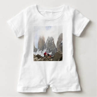 Torres del Paine National Park, Chile Baby Romper