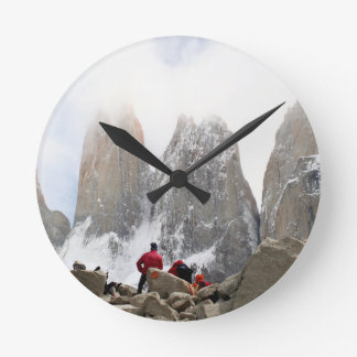 Torres del Paine National Park, Chile Clock