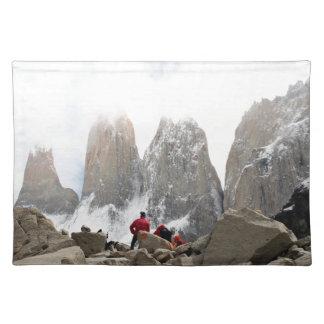 Torres del Paine National Park, Chile Placemat