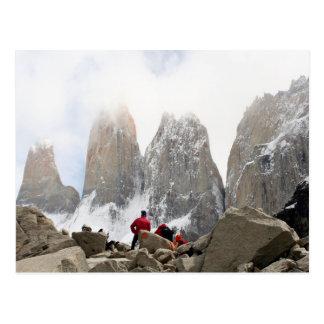 Torres del Paine National Park, Chile Postcard