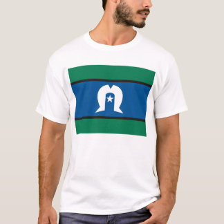 Torres Strait Islands Flag T-shirt