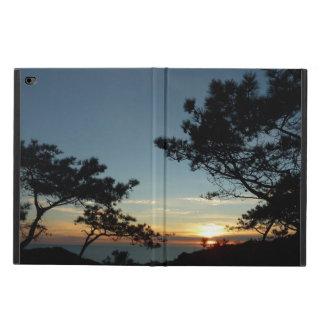 Torrey Pine Sunset III California Landscape Powis iPad Air 2 Case