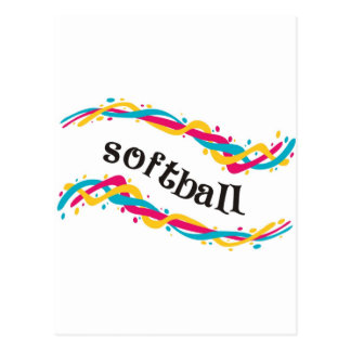 Torsions du base-ball cartes postales