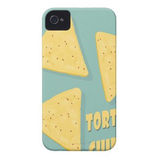 Tortilla Chip Day - Appreciation Day iPhone 4 Cases