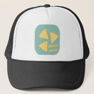 Tortilla Chip Day - Appreciation Day Trucker Hat