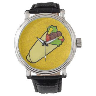 Tortilla Sandwich Wrap Watch