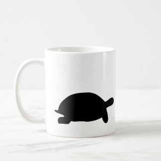Tortoise And Hare Race Coffee Mug