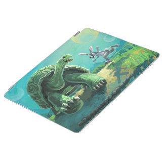 Tortoise and the Hare Art iPad Cover