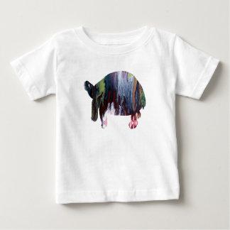 Tortoise Art Baby T-Shirt