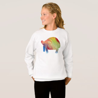 Tortoise Art Sweatshirt