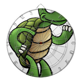 Tortoise Cartoon Character Dartboard