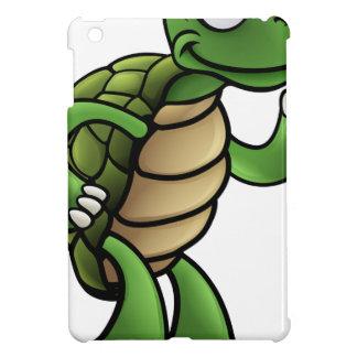 Tortoise Cartoon Character iPad Mini Case