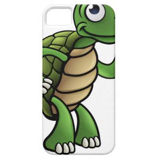 Tortoise Cartoon Character iPhone 5 Cover
