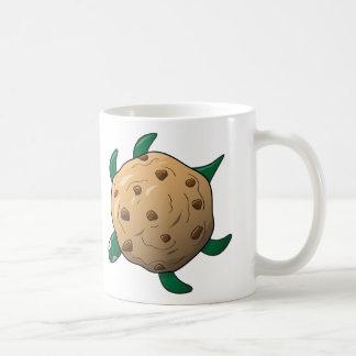 Tortoise cookie classic white coffee mug