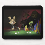 Tortoise & Hare Mouse Pad