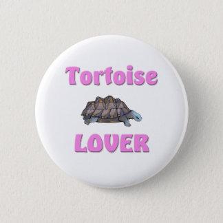 Tortoise Lover 2 Inch Round Button