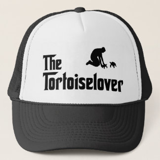 Tortoise Lover Trucker Hat