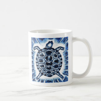 Tortoise Original Artwork Mug