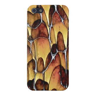 Tortoise Shell Designer iPhone Case for 4 or 4S iPhone 5 Covers