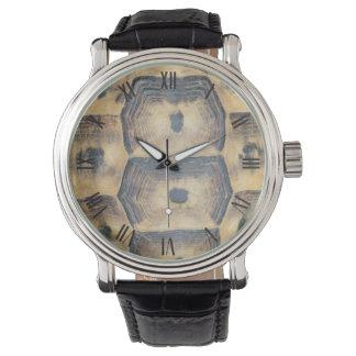 Tortoise Shell Pattern Watch