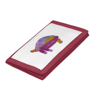 Tortoise Trifold Wallet