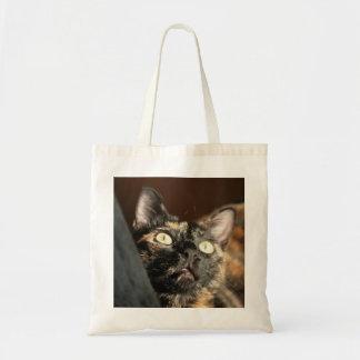 tortoiseshell cat bag