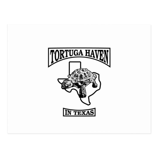 """Tortuga Haven in Texas Stylin"""" It Up Postcard"""