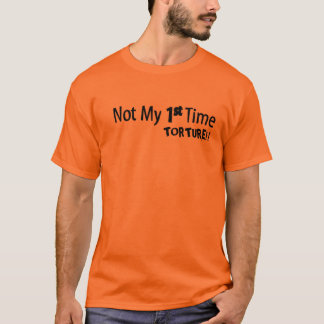 TORTURE Orange T-Shirt