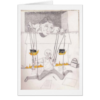 Torture The Artist Card