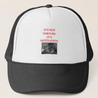 TORTURE TRUCKER HAT