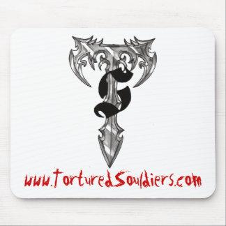 """Tortured Souldiers - """"Homepage"""" Mousepad"""