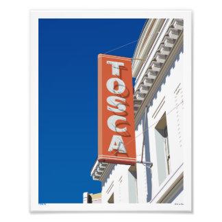 "Tosca 8"" x 10"" Original Digital Art Print Photographic Print"