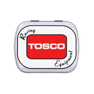 TOSCO Racing Mini Candy Tin