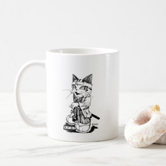 "Toshizou Hijikata "" Troupe Camelot"" (manual Coffee Mug"
