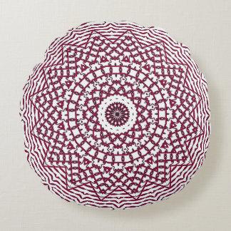 Toss about Mandala (save) Round Pillow