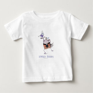 tossing the haggis baby T-Shirt