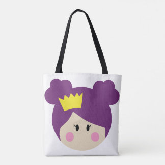Tot Bag - Pink and Purple!