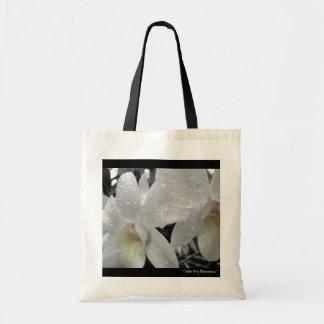 Totable Art by Metaphorphosis ~ orchids Tote Bag