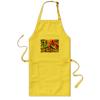 Total Chile Head Long Apron