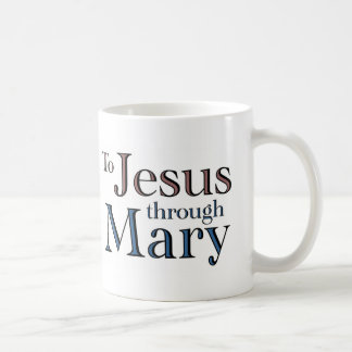 Total Consecration Mug
