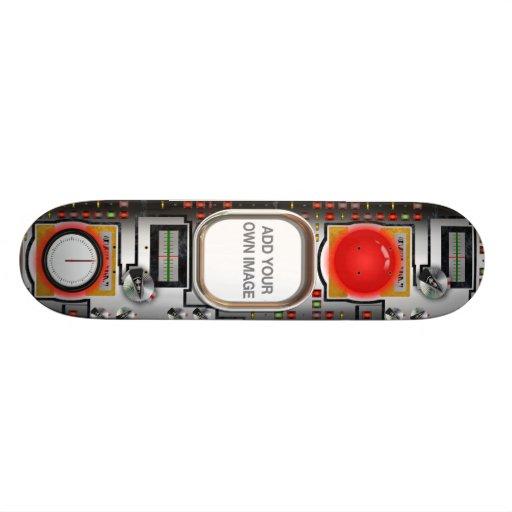 Total Control 2 Skateboard