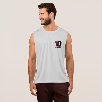 Total Dedication Athletics sleeveless shirt