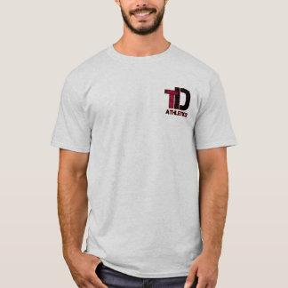 Total Dedication Athletics tee shirt adult
