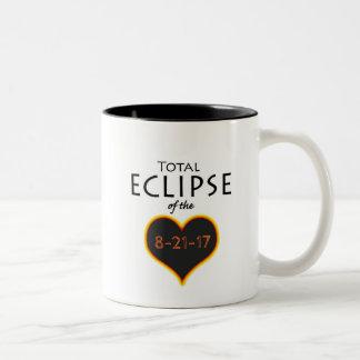 Total eclipse heart mug