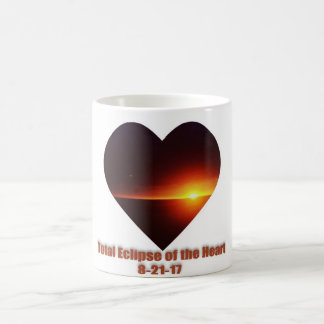 Total eclipse of the heart coffee mug