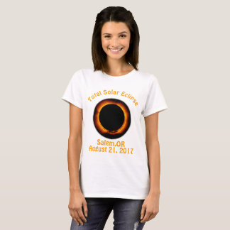 Total Eclipse Salem Oregon T-Shirt