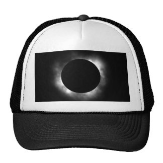 Total eclipse trucker hat